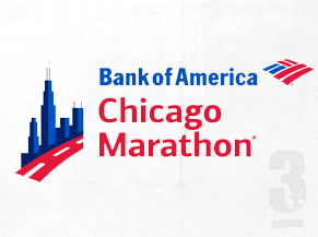 Support 3T at Bank of America Chicago Marathon