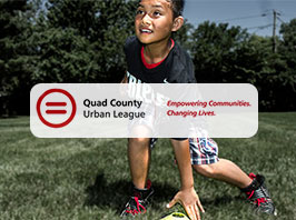 Triple Threat Teams Up with Quad County Urban League for Nike SPARQ