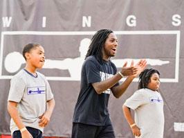 WINGS: Jordan Brand and Triple Threat Mentoring launch WINGS Program